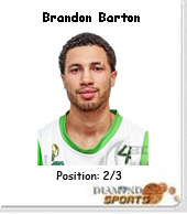 Brandon Barton Card